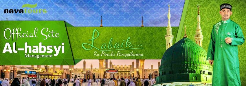 Website Resmi Biro Perjalanan Umrah Murah Alhabsyi Management
